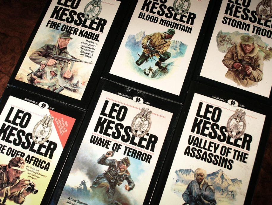 Pseudonym Leo Kessler Whiting