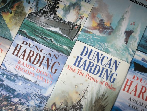 Pseudonym Duncan Harding Whiting
