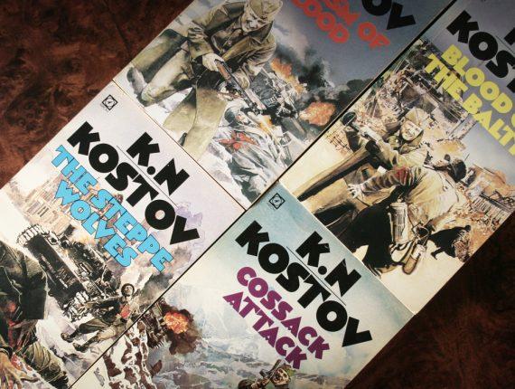 Pseudonym KN Kostov Whiting