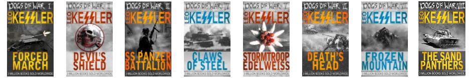 Dogs War Leo Kessler