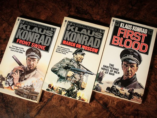Klaus Konrad Russian Series Books