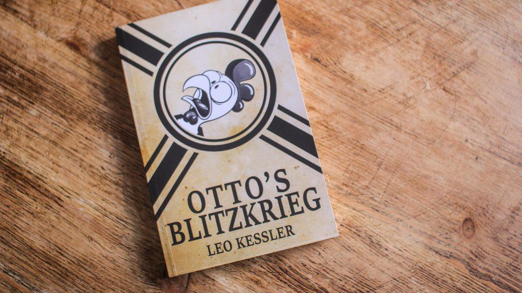 Leo Kessler Otto Blitzkrieg Whiting